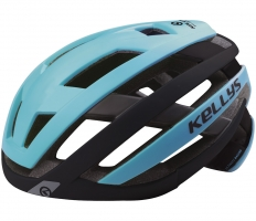 Kask result blue matt m/l