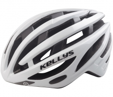 Kask spurt white m/l