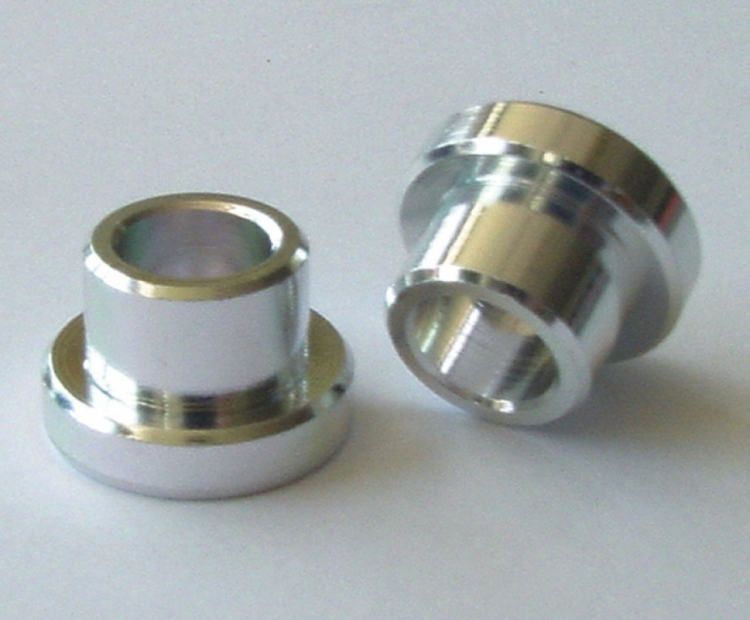 Kind Shock tuleje montażowe do dampera długość 22,2 mm