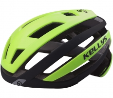 Kask result green matt m/l