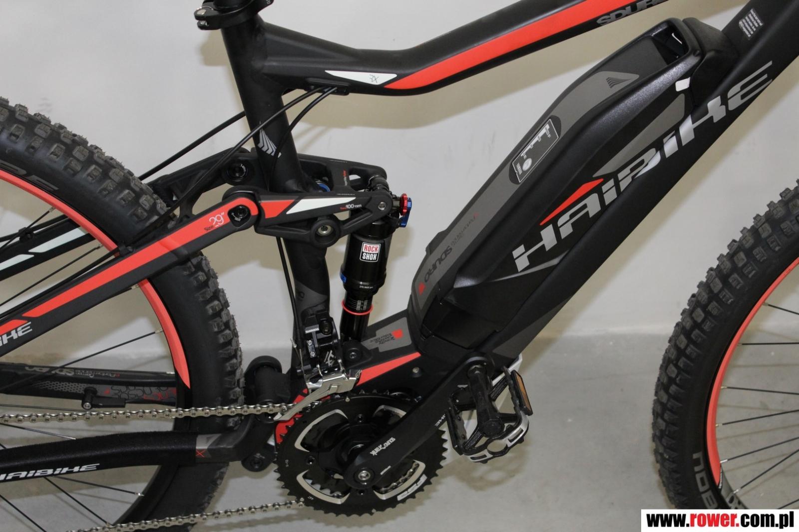e4a98afdd3251d Haibike SDURO FullNine RX (2015) - 14499.00 zł. Sklep rowerowy ...