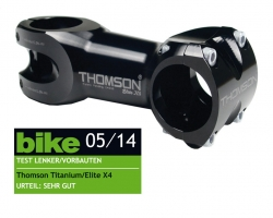 Thomson Elite X4 mostek, A-head, 1i1/8 cala, 31,8/40 mm, 0 st.