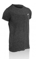 F-Lite ML140 T-Shirt First Layer, ciemno szary, r. M (46-48)
