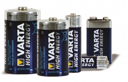 Varta bateria Mono High Energy LR 20