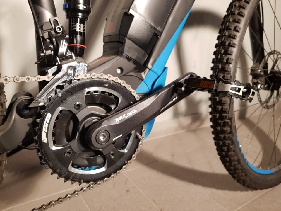 e13db358531d0e Haibike SDURO FullNine RX (2016) - 16499.00 zł. Sklep rowerowy ...