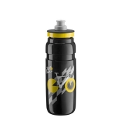 ELITE Bidon 750ml TOUR DE FRANCE czarny