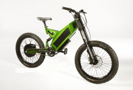 Geobike Stealth Fighter