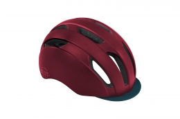Kask town cap ruby red m/l
