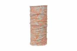 Chusta paisley orange