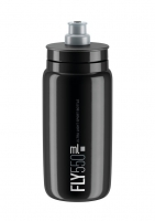 Elite Fly bidon 550 ml, czarno-szary