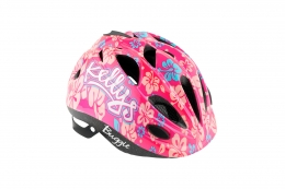 Kask buggie pink flower s