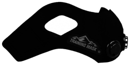 Training mask 2.0 black out m