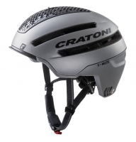 Cratoni C-Mute kask do e-bike r. S / M (54-58cm) antracytowy matowy