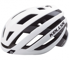 Kask result white matt m/l