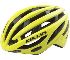 Kask spurt neon yellow m/l