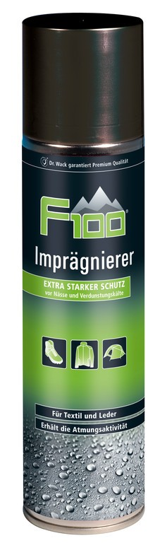 F100 środek do impregnacji, spray 400 ml